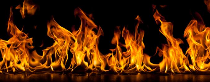 Angry Flames