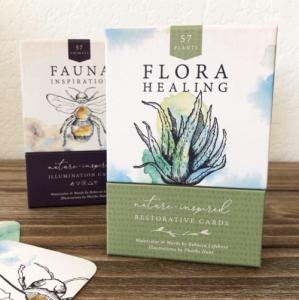 Flora Healing Cards