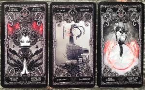 XIII Tarot by Neko