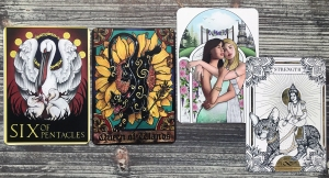 Gravity Tattoo Tarot