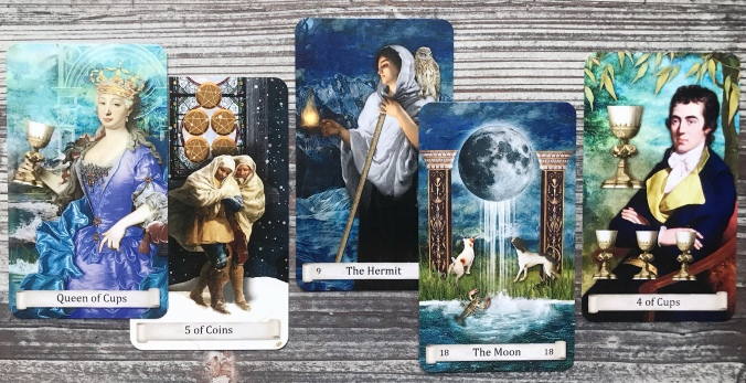 The Distant Past Tarot