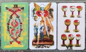Tarot De Aux Arcs