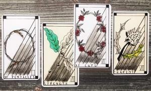 Herbal Healing Tarot