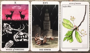 Rust Belt Arcana Tarot