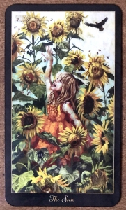 The Sun - Slow Tarot