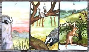 Badger's Forest Tarot