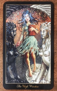 High Priestess - Slow Tarot