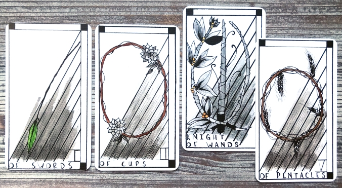 Herbal Healing Tarot