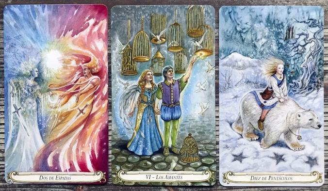 Fairy Tale Tarot - Spanish Edition