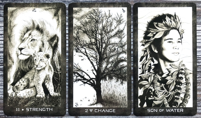 New Era Elements Tarot