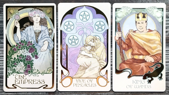 Ethereal Visions Tarot