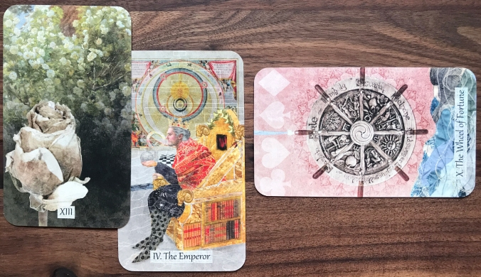 The Textured Tarot