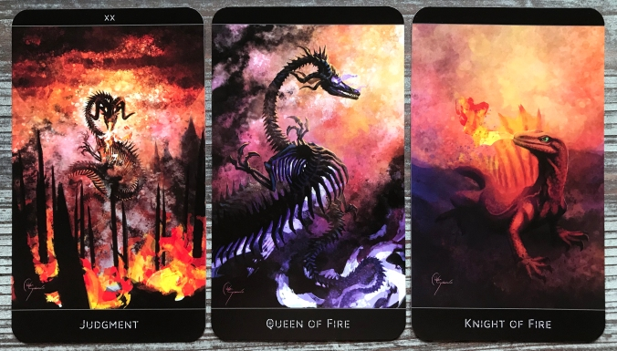 Lost Forest Tarot