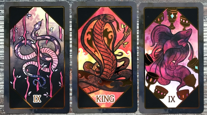 The Arcana Tarot