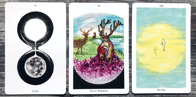 The Circle Inner Animal Tarot