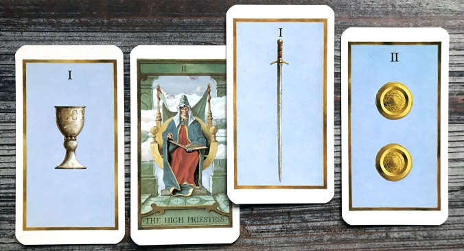 The Prediction Tarot