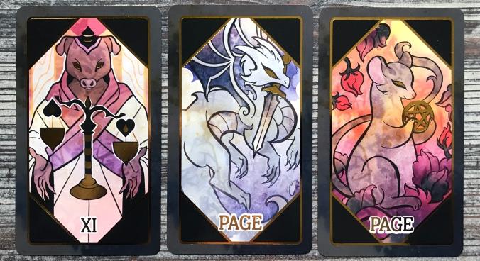 Arcana Tarot by Hydra-Nix