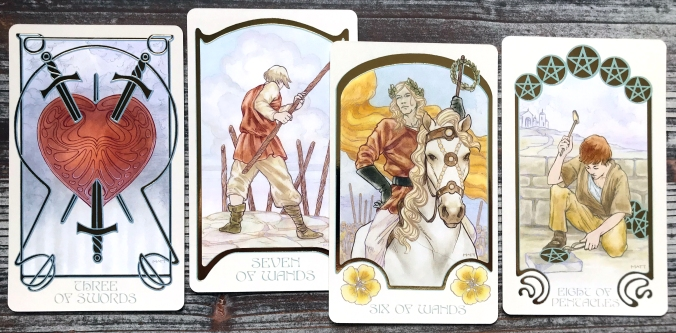 Ethereal Visions Tarot