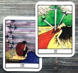Efflorescent Tarot (Color Edition)
