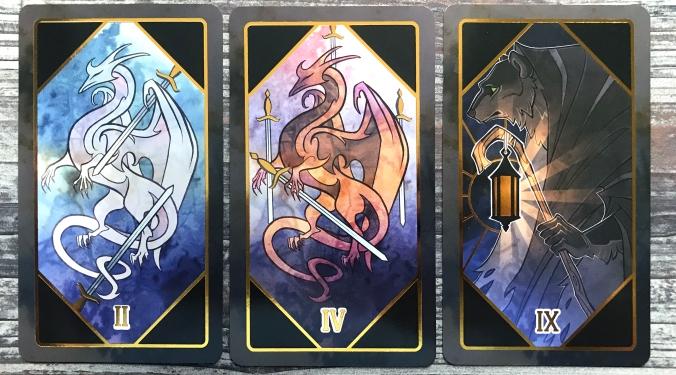 Hydra-Nix Tarot