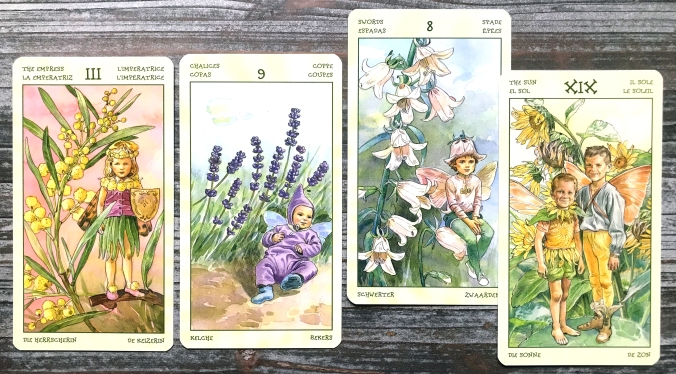 Spirit of the Flowers Tarot