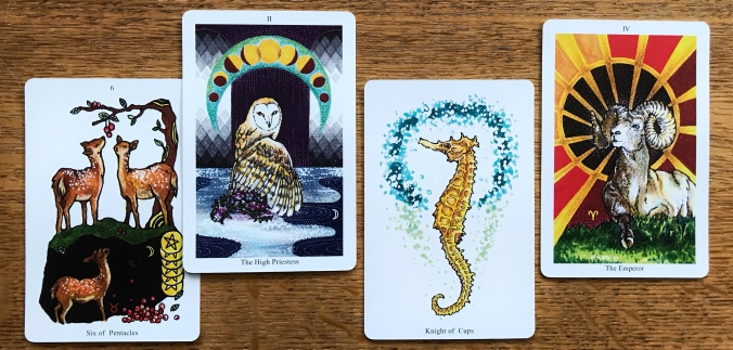 Circle - Inner Animal Tarot