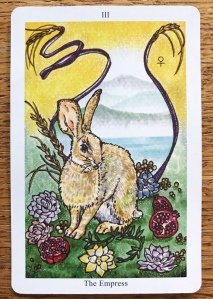 Circle Inner Animal Tarot