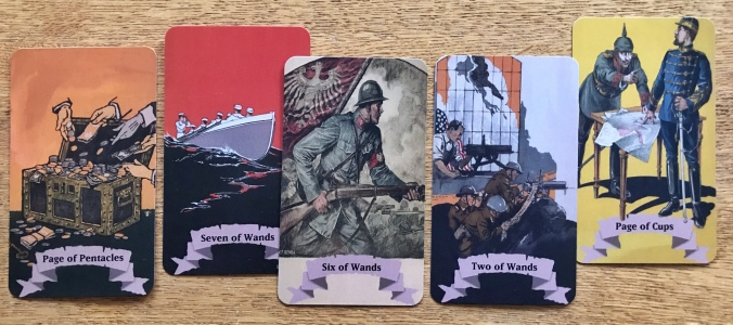 WWII Posters Tarot