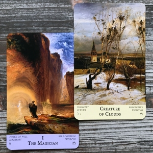 Majestic Earth Tarot
