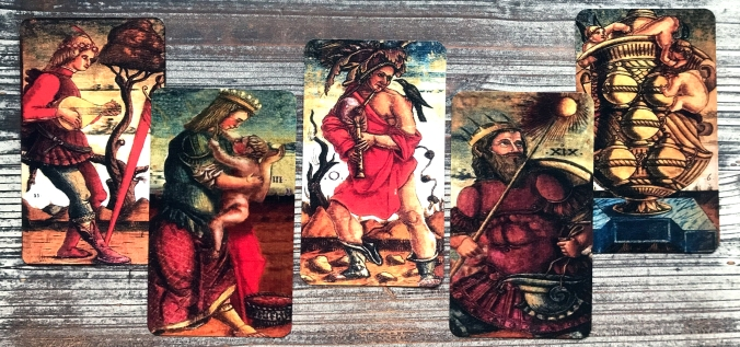 Sola Busca Revisited Tarot