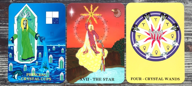 Love Is In The Earth Tarot