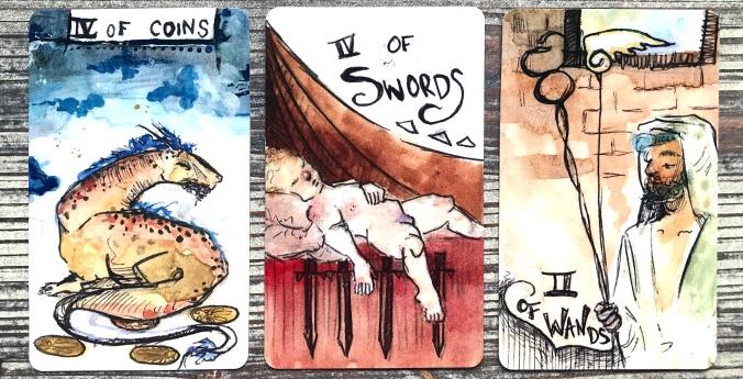 Tarot of the Lucid Dream