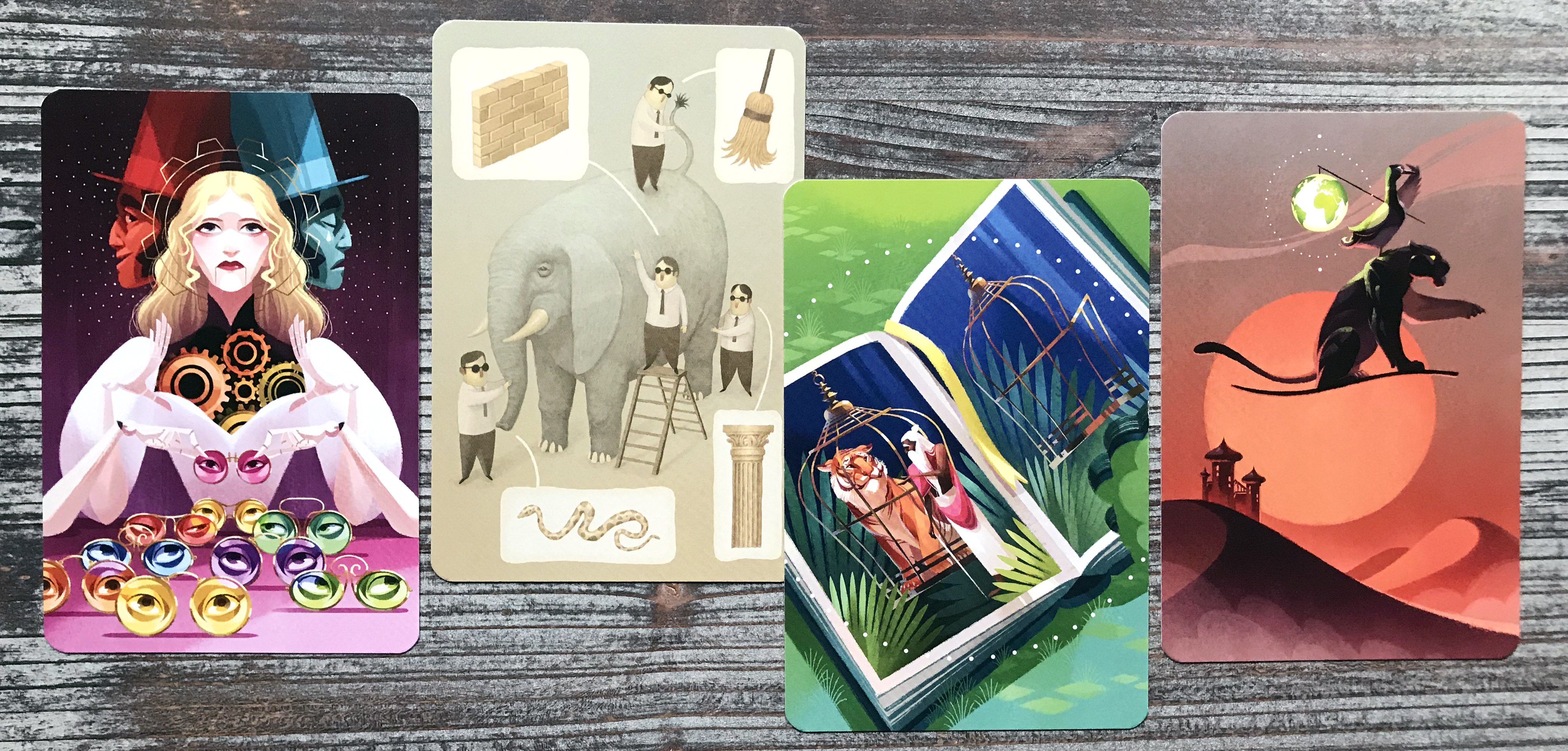 Dixit Cards 10th Anniversary Edition