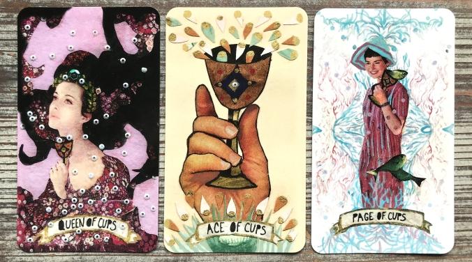 Guided Hand Tarot