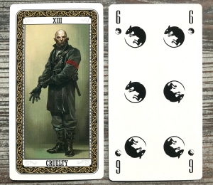 Dishonored Tarot