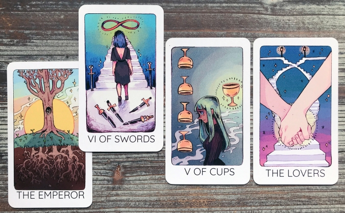 Britt's Third Eye Tarot
