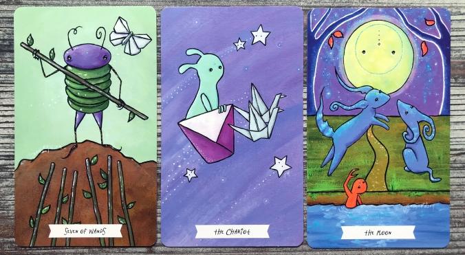 Whispering Spirits Tarot