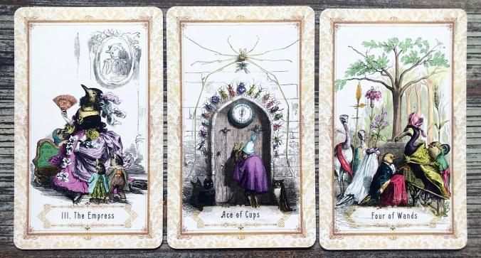 Les Métamorphoses du Jour Tarot