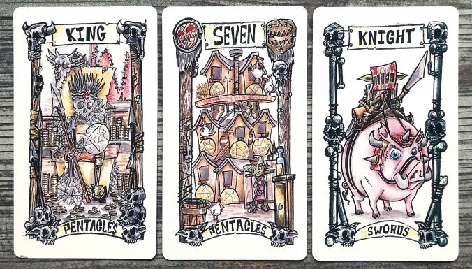 Goblin Tarot (RWS Edition)