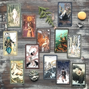 Sea and Sky Tarot