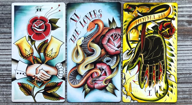 Eight Coins Tarot