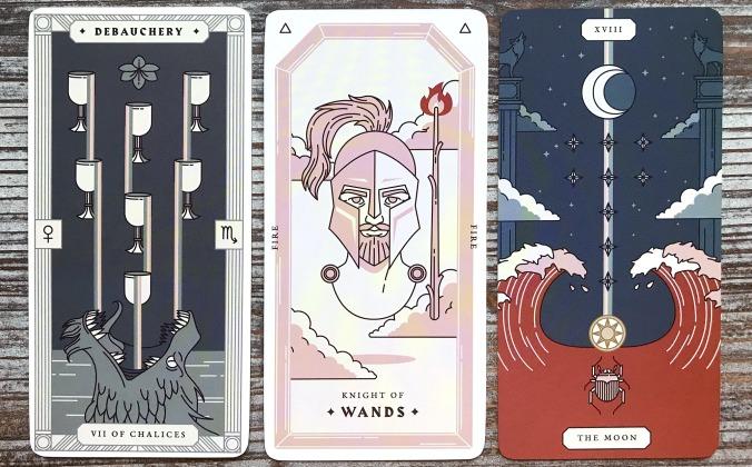 Arcana Iris Sacra Tarot