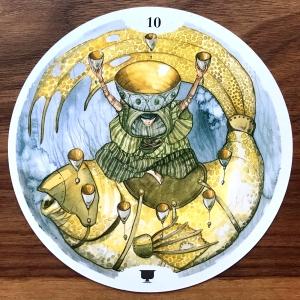 Ten of Cups - Circle of Life Tarot