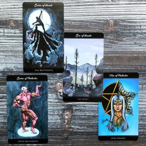 ETA Tarot - Emerging Toronto Artists Tarot