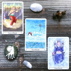 New Liminal Tarot