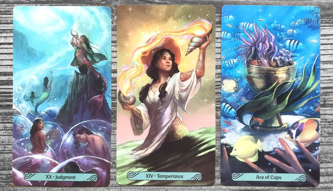 Mermaid Tarot by Robertson