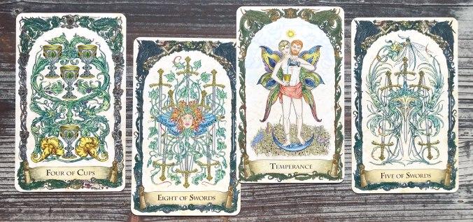 Mystical Creatures Tarot by BabaStudios