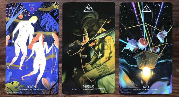 Cosmos Tarot and Oracle