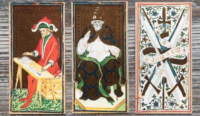 I Tarocchi Visconti Sforza Piccolo
