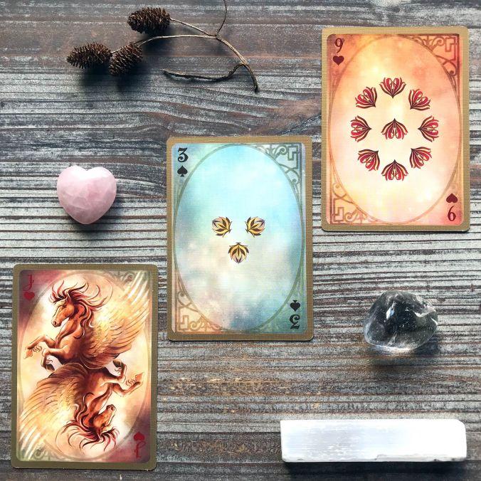 Alis Luminis Playing Cards